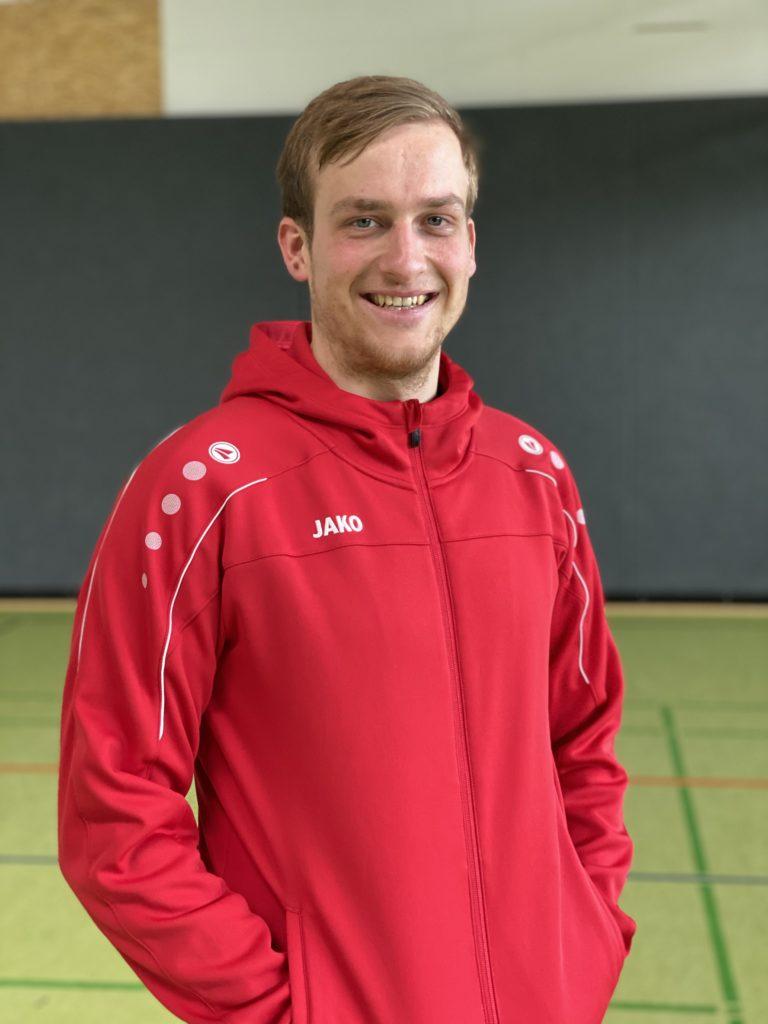 Trainerfoto Christoph Elis