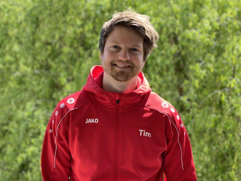 Trainerfoto Tim Eisenreich