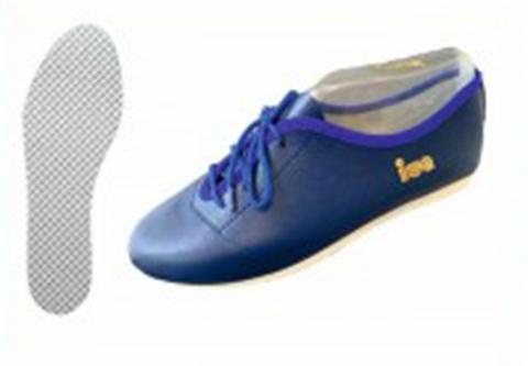Tanzschuh IWA 813 - blau