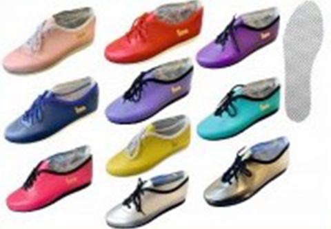 Tanzschuh IWA 813 - farbig