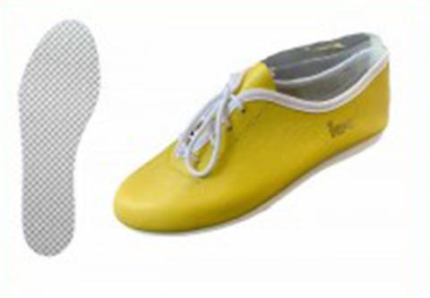 Tanzschuh IWA 813 - gelb